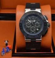 雑誌掲載アイテム BVLGARI ブルガリ クオーツ ムーブメント 腕時計 3色可選