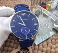 2015春夏物 肌触りの気持ちい?アルマーニ ARMANI  男性用腕時計 3針 生活防水 391340