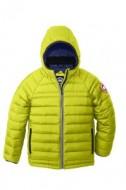 入手困難! 2015秋冬物 Canada Goose 子供用ダウンジャケット 肌寒い季節に欠かせない