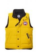 絶対オススメ?2015秋冬物 Canada Goose 子供用ダウンジャケット ベスト 4色可選 高レベルの保温性