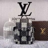 【人気ブログ掲載】 2015秋冬物 ルイ ヴィトン LOUIS VUITTON リュック、バックパック 男女兼用 4色可選 43735