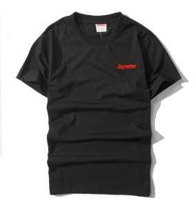 入手困難!2016 シュプリーム SUPREME 半袖Tシャツ 3色可選 男女兼用