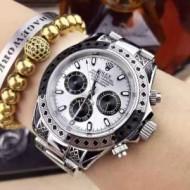 2016 ロレックス ROLEX 追跡付/関税無 輸入クオーツムーブメント 男性用腕時計