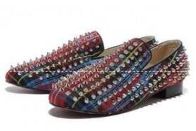 洒落なChristian Louboutin、クリスチャンルブタン コピーの男性パンプス靴.