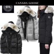 着心地抜群 2016秋冬  カナダグースCANADA GOOSE ダウンジャケット 2色可選