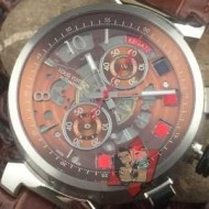 お洒落に魅せる ルイ ヴィトン LOUIS VUITTON 2017春夏 男性用腕時計 多色選択可 逸品