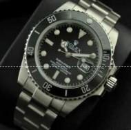 赤字超特価セールのロレックス 腕時計 メンズ ROLEX サブマリーナ デイト オイスターパーペチュアル 16610 自動巻き シルバー 男性ウォッチ.