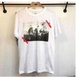 お洒落なOFF-WHITEオフホワイト 重厚感のあるシャツ通販サイト