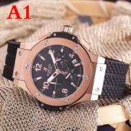 ムダな装飾を排したデザイン 2017新作 ウブロ HUBLOT 男性用腕時計多色選択可