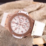 おすすめ/オススメ2017新作 ウブロ HUBLOT ミネラルガラス 男性用腕時計 3色可選