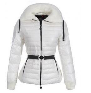 防寒性もありるモンクレール コピー 服MONCLER 低頃な価格セール レディース ダウンジャケット  ホワイト