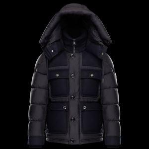 個性的  MONCLER モンクレール 2017秋冬 ダウンジャケット厳しい寒さに耐える
