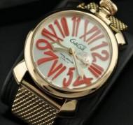 防水性あるガガミラノコピー通販 GaGaMILANO 腕時計 ステンレス