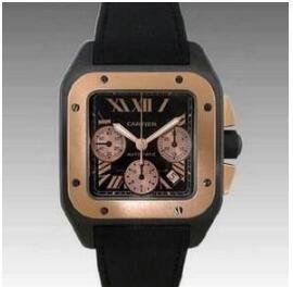 上品なCARTIER カルティエコピー腕時計 高い精度も誇るメンズ時計