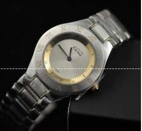 緊急大幅値下げ!Cartierカルティエ スーパーコピーW10109T2腕時計 ホワイト文字盤 クォーツ レディース腕時計ウォッチ