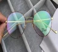 DIOR SIDERAL1 眼鏡 ディオールサングラスレディース 紫外線対策 UVカット シデラル ラウンド 丸メガネ