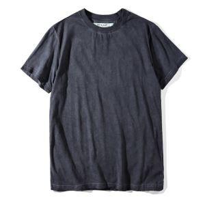 2018超人気美品オフホワイトーtシャツストリートスタイル男女兼用半袖tシャツ