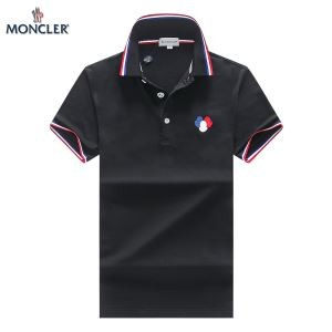 大特価!モンクレール通販ポロシャツ MONCLERメンズカジュアルインナーゴルフスポーポロシャツ