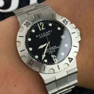 2018春夏新作完売品!2色可選 ブルガリめちゃくちゃお得 BVLGARI 男性用腕時計
