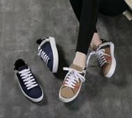 抜群の吸汗性バーバリー BURBERRY 2018春夏新作 3色選択可 スニーカー、靴