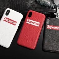 NEW!! 大人気 シュプリーム SUPREME 2018年トレンドNO1 iphone6 ケース カバー 3色可選