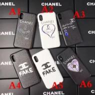 シャネル CHANEL 多色可選 2018最新コレクション 人気セール iphone6 plus ケース カバー