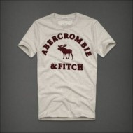 Tシャツ/シャツ 2色可選 2018定番新作 アバクロンビー&フィッチ Abercrombie & Fitch 大人気定番