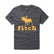 アバクロンビー&フィッチ Abercrombie & Fitch 2018定番新作  シック Tシャツ/シャツ 2色可選