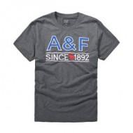 アバクロンビー&フィッチ Abercrombie & Fitch  2018定番新作 上質な素材採用 Tシャツ/シャツ 2色可選