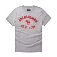 ルックスのいい 2018定番新作 アバクロンビー&フィッチ Abercrombie & Fitch 超人気大特価 Tシャツ/シャツ 2色可選