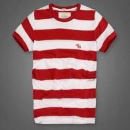 最新トップス!Abercrombie & Fitch アバクロ Tシャツ 偽物 半袖 キュートさ満点 気分爽快 夏ファション服