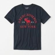 快適な履き心地が楽しめるアバクロンビー&フィッチ Abercrombie & Fitch  2018定番新作  Tシャツ/シャツ 3色可選