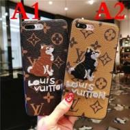 新入荷 iphone7 plus ケース カバー 2色可選 ルイ ヴィトン LOUIS VUITTON 単品販売