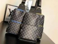 LOUIS VUITTONルイヴィトンコピーボディアヴェニューバムバッグN41719ビジネス用メンズ斜め掛けバッグ