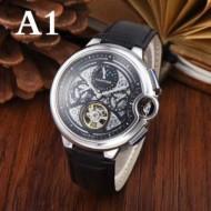 人気商品新色登場! カルティエ CARTIER 大人の魅力を溢れる 多色可選 男性用腕時計 新作追加!
