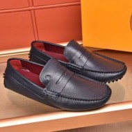 カジュアルな印象トッズ靴コピー TOD'Sスーパーコピーメンズ靴ブラックカーフレザー人気品高技術