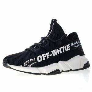 Off-White オフホワイト  Speed stretch-knit Sock Trainer 多色可選 スニーカー、靴 注目の逸品