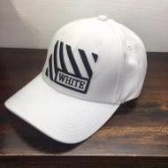 『個性』を表現出来る 2色可選  キャップ Off-White オフホワイト  注目の逸品