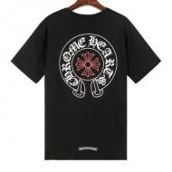 人気が再燃! 高級感を演出 クロムハーツ CHROME HEARTS 半袖Tシャツ 2色可選 新商品特価