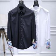 限定コレクション ドルチェ&ガッバーナ Dolce&Gabbanaメンズワイシャツ長袖コピー安価製品