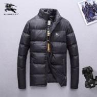 ダウンジャケット メンズ 超人気大特価 上質な素材採用 大人の魅力を溢れる バーバリー BURBERRY