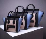 定番人気のカラー トートバッグ 素材感に注目 セリーヌCELINE   破格値大放出