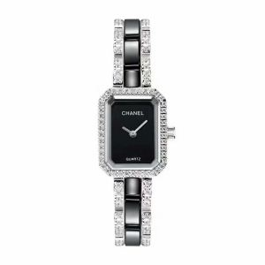 存在感抜群シャネル ウォッチ コピーCHANELモダン上品な女性用腕時計お洒落エレガントなレディースダイヤモンドウォッチ