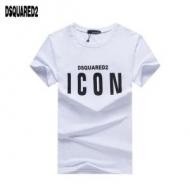 見逃せない注目夏季精品 DSQUARED2半袖tシャツスーパーコピー ディー スクエアー ド t シャツ コピー 黒白2色カジュアル 定番の一枚