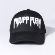 毎年定番人気商品 フィリッププレイン PHILIPP PLEIN ベースボールキャップ 2色可選 安心の関税 19SS 新作