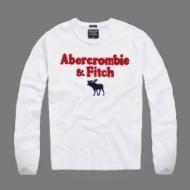 アバクロンビー&フィッチ Abercrombie & Fitch  長袖Tシャツ 3色可選 毎年定番人気商品 2019春夏トレンドファッション新作
