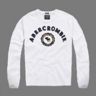 3色可選 長袖Tシャツ 引き続き注目のスタイル 2019春新作正規買付 国内配送 アバクロンビー&フィッチ Abercrombie & Fitch