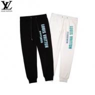 Louis Vuitton メンズ パンツ 秋冬の新たなトレンドのヒント ルイ ヴィトン コピー 人気 ブラック ホワイト コーデ お買い得
