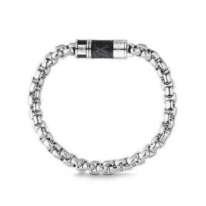 ブレスレット メンズ ヴィトン ラグジュアリーな雰囲気に Louis Vuitton コピー ストリート 2色可選 コーデ 手頃価格 M62592