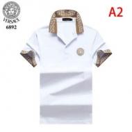 ヴェルサーチ 多色可選 2020春夏コレクション VERSACE 春夏にオススメ 半袖Tシャツ ホリデー限定の新作が登場